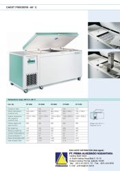 Hettich Freezers d brosure freezers d